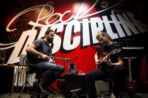 Lekcje gry w Rock Discipline